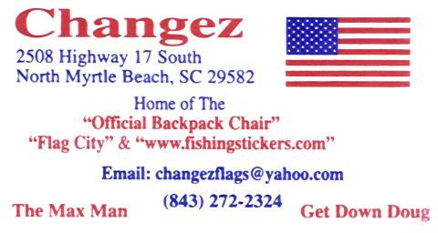 Changez - Home of Flag City - North Myrtle Beach, SC