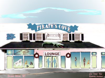 Pirates Cove Lounge, North Myrtle Beach, SC